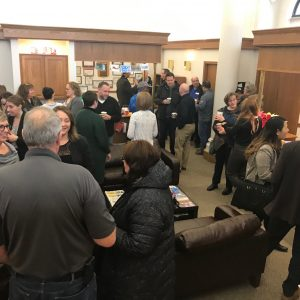 Image of 2019-2020 First Friday Coffees